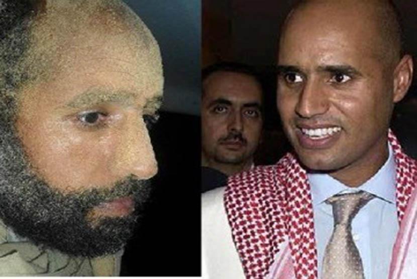 The Times memberitakan Saif Al Islam ingin maju Pemilu Libya akhir tahun ini. Saif Al Islam Qaddafi, kini dan dulu