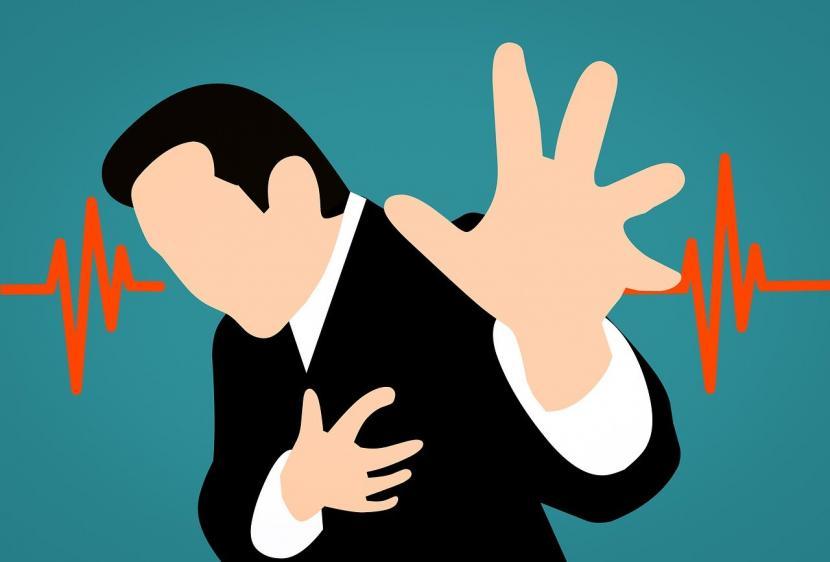 Faktor Ini Tanda Orang Berpotensi Terkena Serangan Jantung | Republika  Online