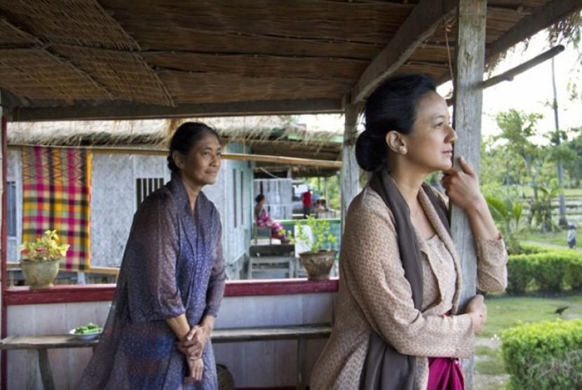Salah satu adegan dalam film
