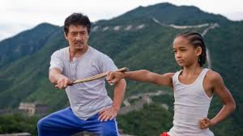 Film The Karate Kid Dari Masa Ke Masa Masih Ingat Republika Online
