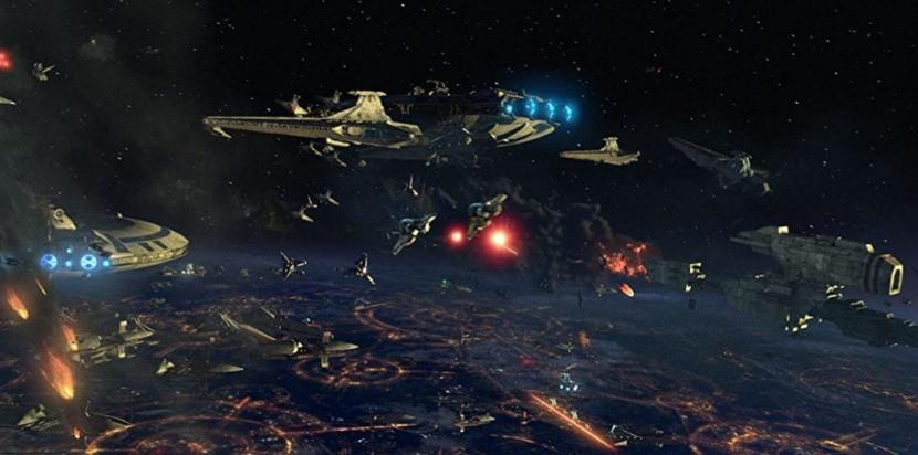 Bioskop Paris Siapkan Desain Futuristik Ala Star Wars Republika Online