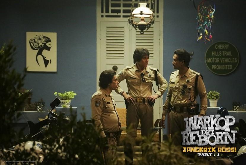 Salah satu adegan di film Warkop DKI: Reborn