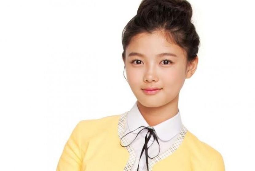 Salah satu aktris remaja terkaya di Korea Selatan, Kim Yoo Jung