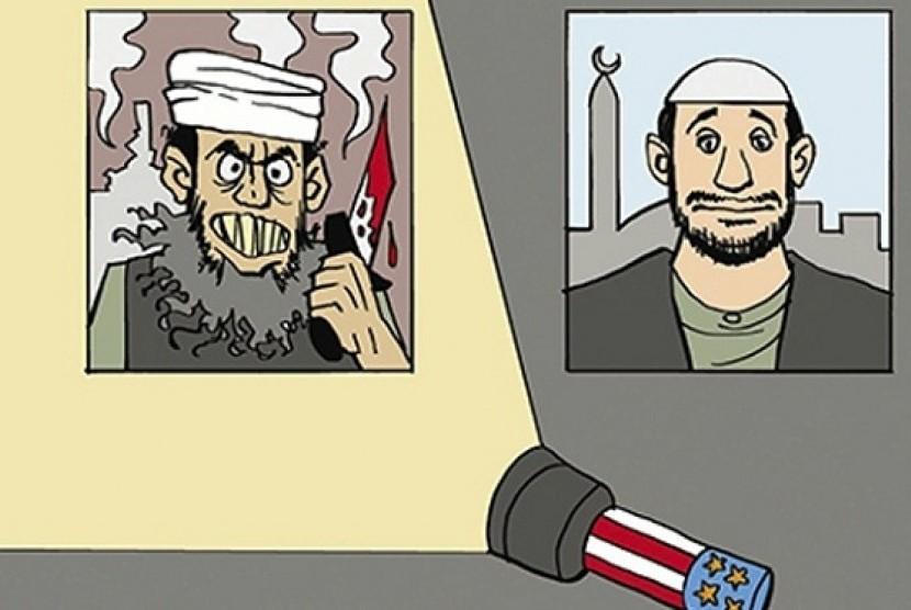 Media Mesir Bikin Kartun Protes Film Anti Islam Republika Online
