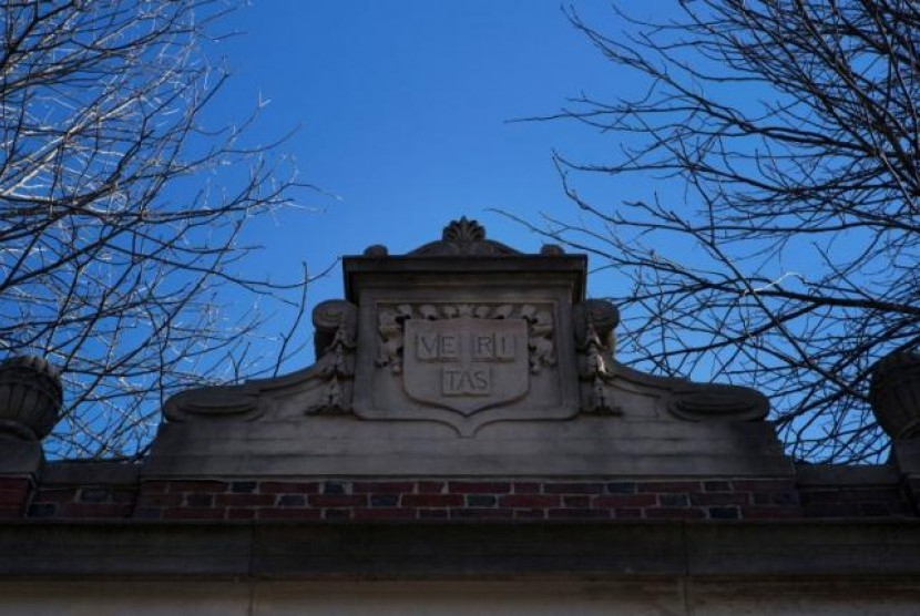 Salah satu gedung kampus Harvard, Amerika Serikat.