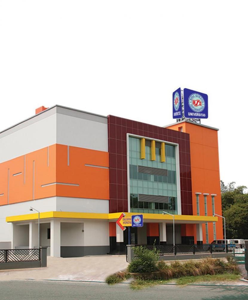 Salah satu kampus Universitas Bina Sarana Informatika (UBSI).