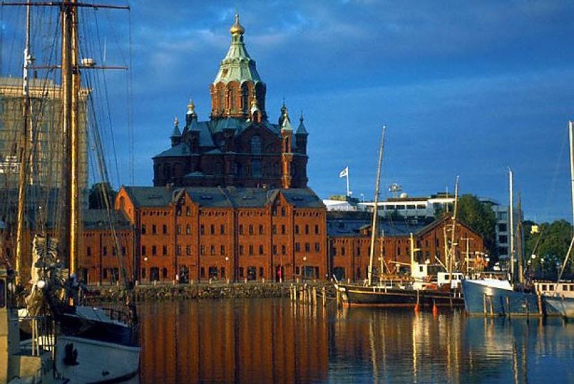 salah satu kota di Finlandia