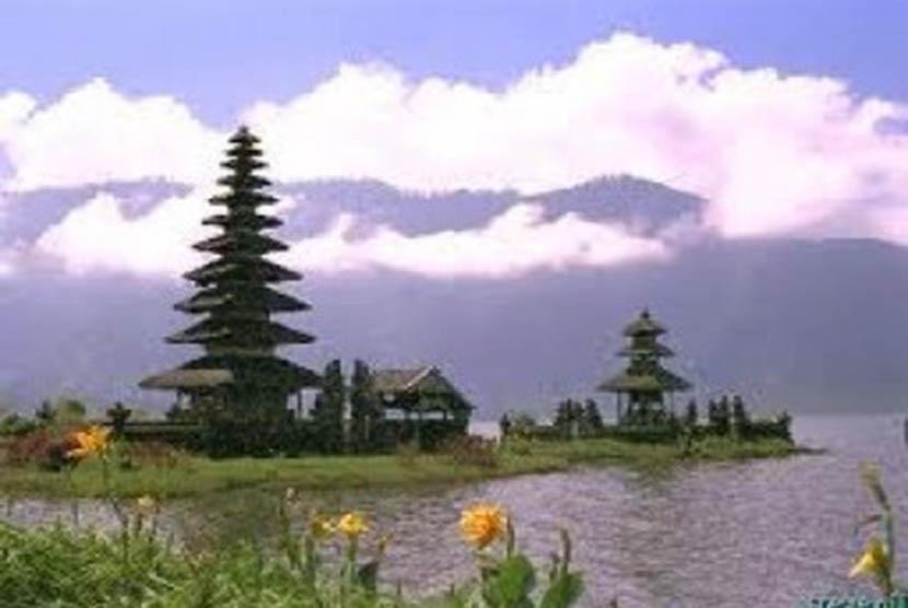 Salah satu tujuan wisata di Pulau Bali/Ilustrasi