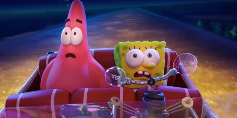 Film SpongeBob Hengkang dari Bioskop | Republika Online