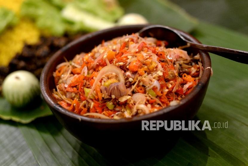 Ini Dia Ciri Khas Masakan Bali Republika Online