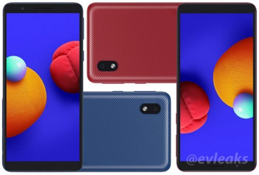 Gambar Samsung Galaxy A01 Core