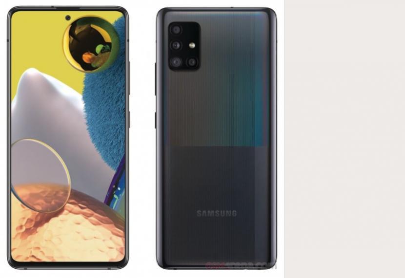 Samsung Galaxy A51 5g Hadir Di As Pada 7 Agustus Republika Online