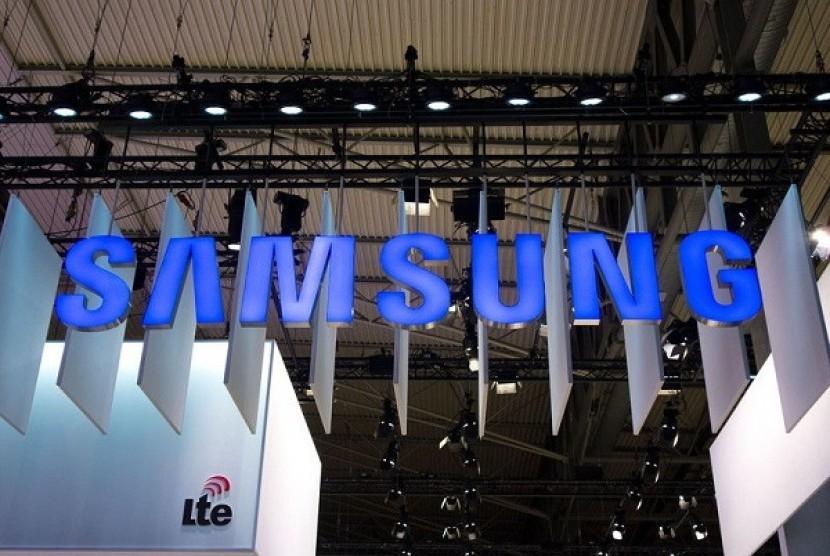 Samsung. Ilustrasi