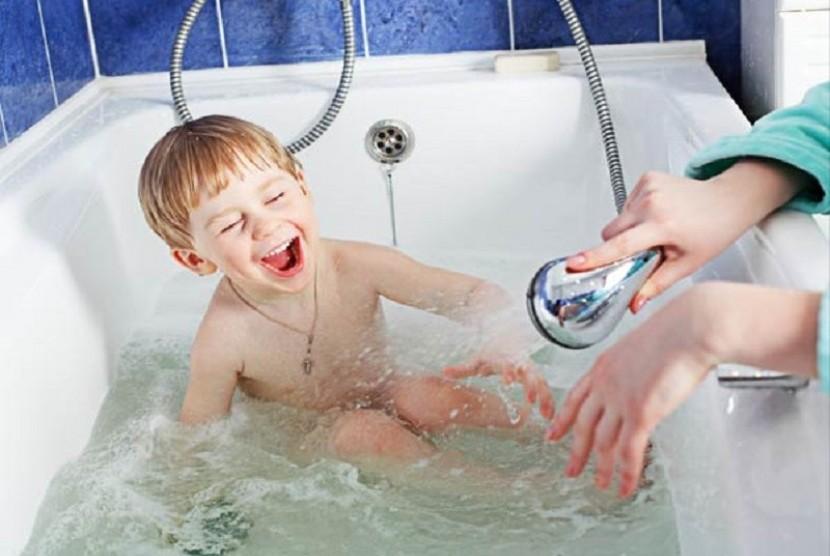 Sangat penting untuk ajari anak soal kebersihan sejak dini