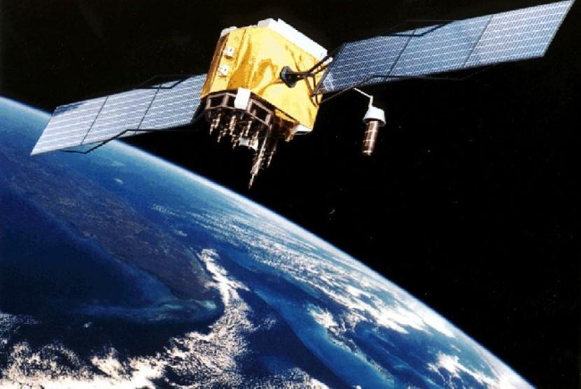 Satelit (ilustrasi)