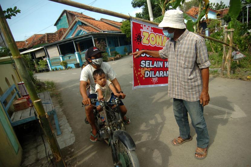 Dinkes Malang Pantau Penanganan Covid-19 di Perkampungan (ilustrasi).