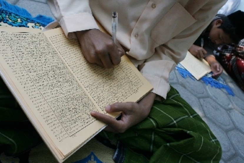 Mengenal Ilmu Tata Bahasa Arab Republika Online