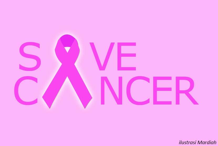 Save cancer, kanker (ilustrasi).