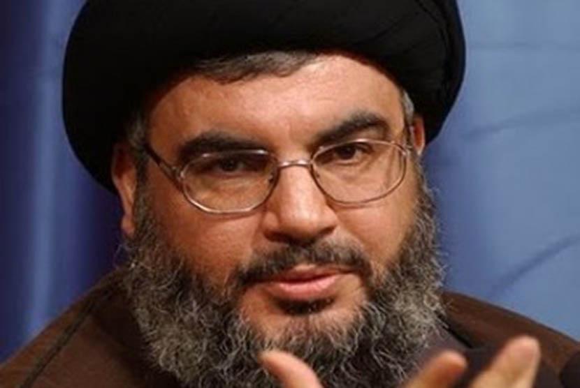 Sayed Hasan Nasrallah