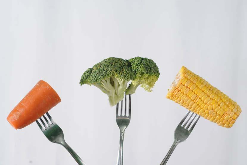 'Sustainable food' tak hanya ajak konsumsi makanan sehat tapi juga peduli lingkungan (Foto: ilustrasi)