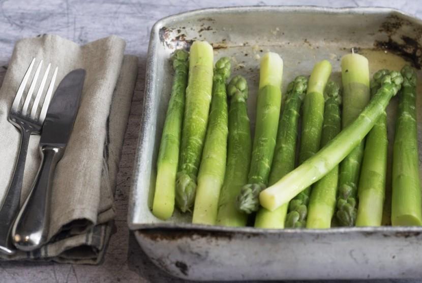 Tips Memasak Asparagus Republika Online