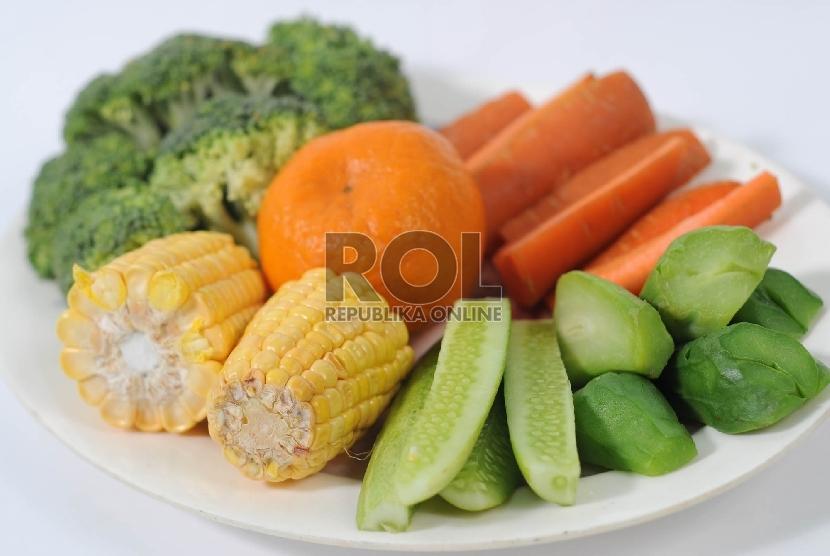 Sayuran  (ilustrasi)