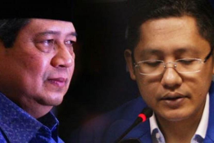 SBY Anas Urbaningrum