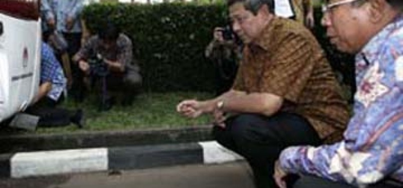 SBY-Sudi Silalahi
