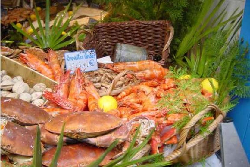 Seafood/ilustrasi