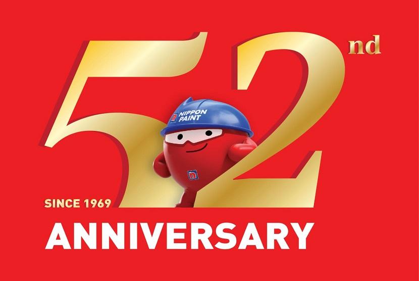 Sebagai bagian dari Nippon Paint Holdings Co., Ltd. yang sudah berdiri selama 140 tahun, tidak terasa Nippon Paint juga telah memberikan kehidupan penuh warna di Indonesia selama 5 Dekade lebih. Tepatnya pada 19 September 2021, Nippon Paint Indonesia merayakan hari jadinya ke-52 tahun.