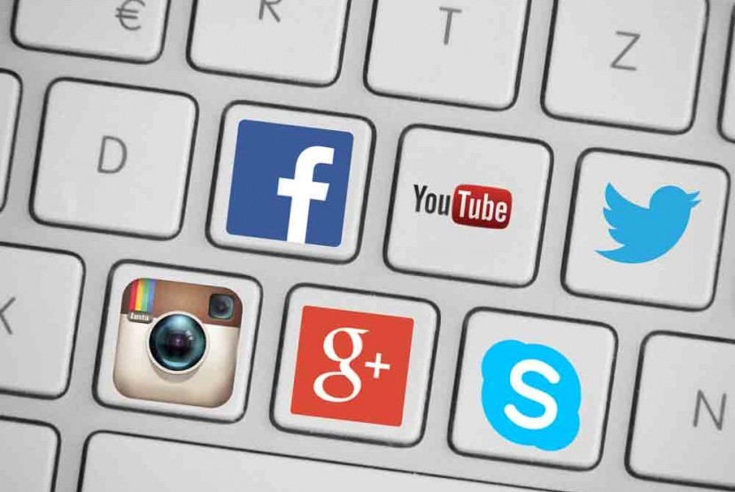 media sosial (ilustrasi)