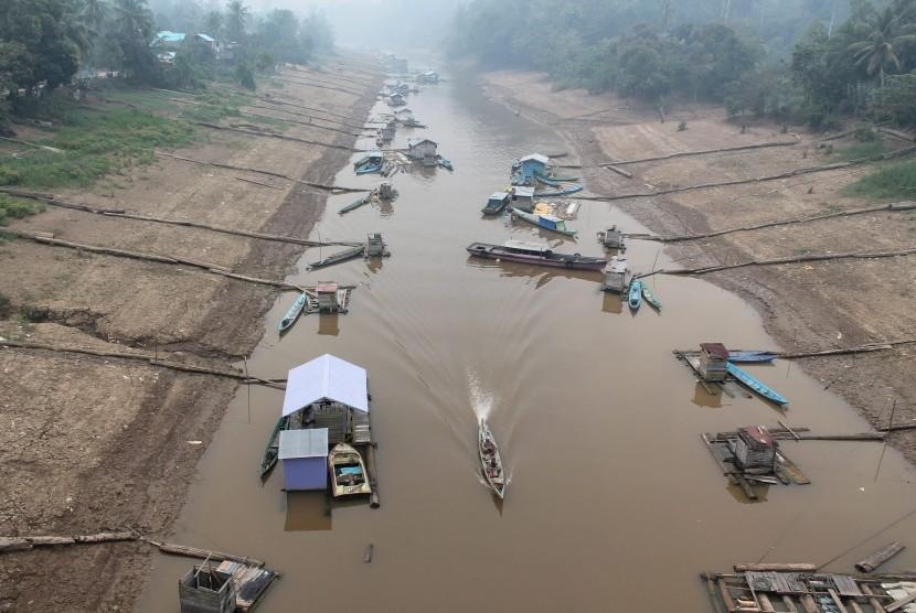 Separuh Sungai Bumi Berhenti Mengalir Setiap Tahun