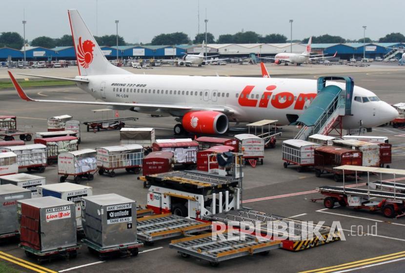 Lion Air Group Hentikan Sementara Penerbangan Mulai 5 Juni Republika Online