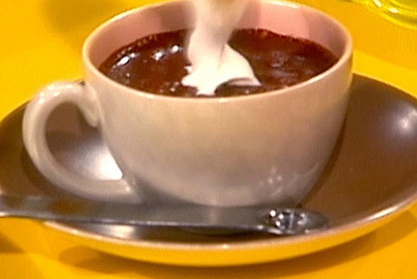 Secangkir Cokelat (Ilustrasi)