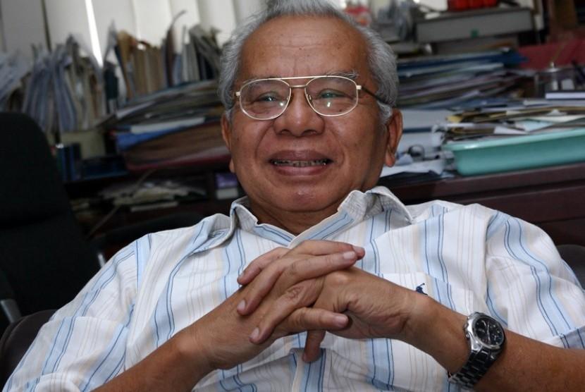 Sejarawan Taufik Abdullah.