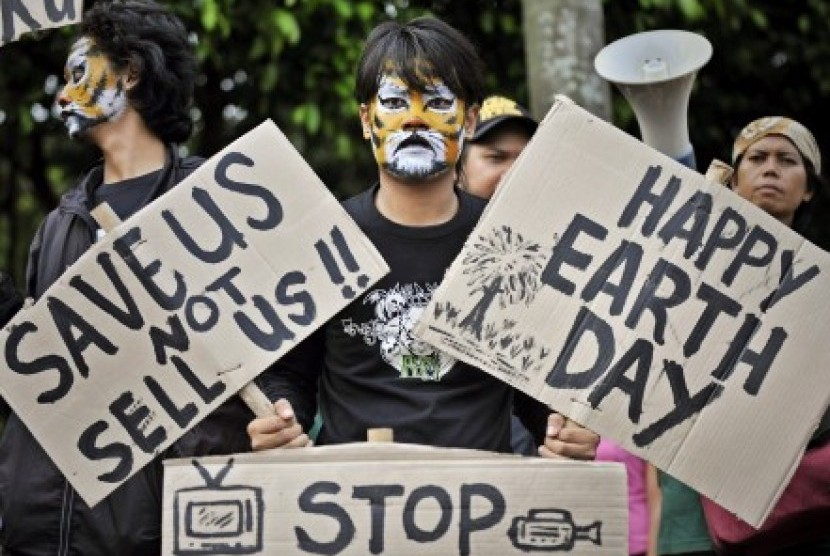 Aktivis Lingkungan Dinilai Layak Pimpin Kementerian LH   Republika ...