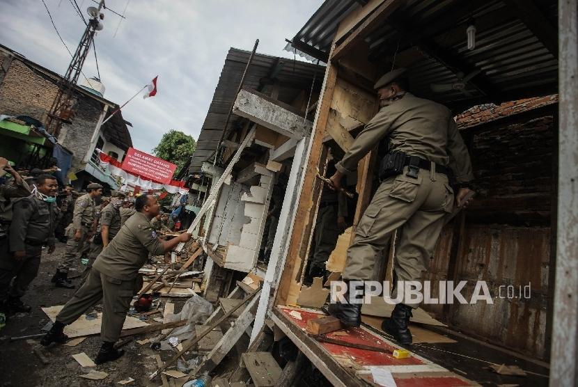 Isi Putusan Ptun Jakarta Menangkan Gugatan Warga Bukit Duri
