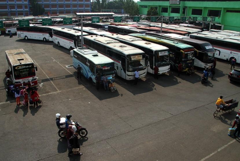Terminal Induk Kota Bekasi, Bekasi, Jawa Barat
