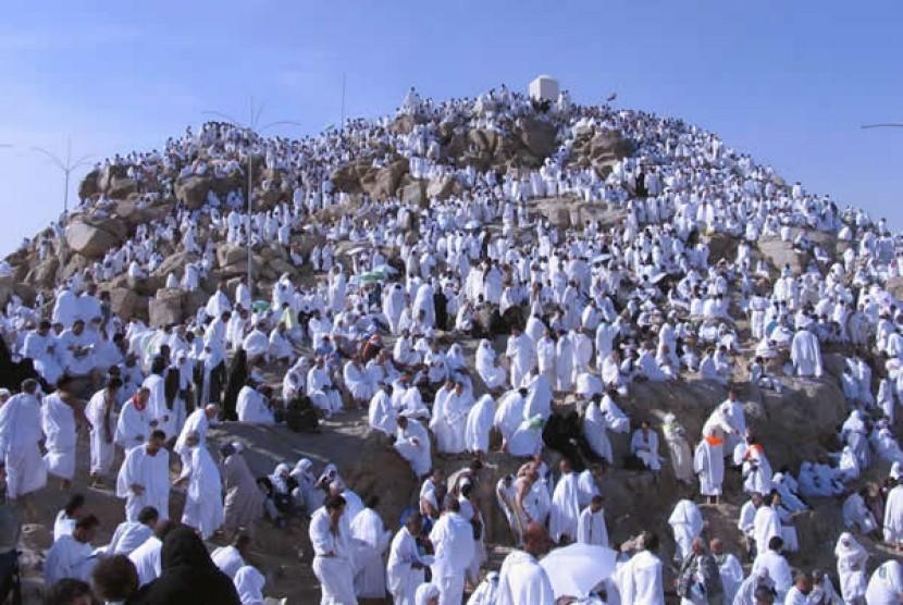 Inilah Adab Adab Wukuf Di Arafah Republika Online
