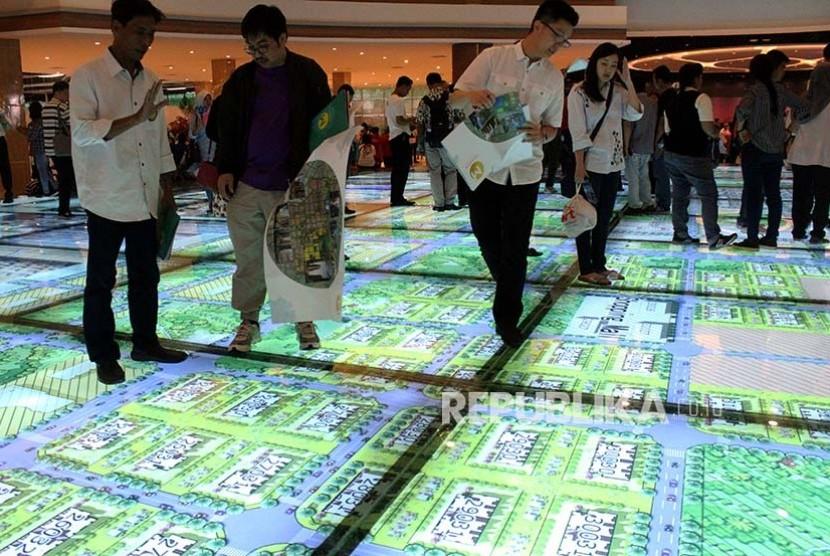Dengan Rp 278 Triliun, Grup Lippo Bangun Kota Terlengkap dan Terindah bernama Meikarta