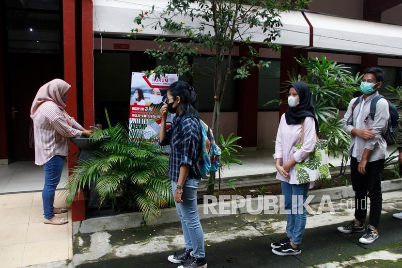 Instiper Yogyakarta Bersiap Sambut Perkuliahan Tatap Muka (ilustrasi).