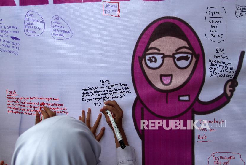 Kota Bogor Kekurangan Guru Republika Online