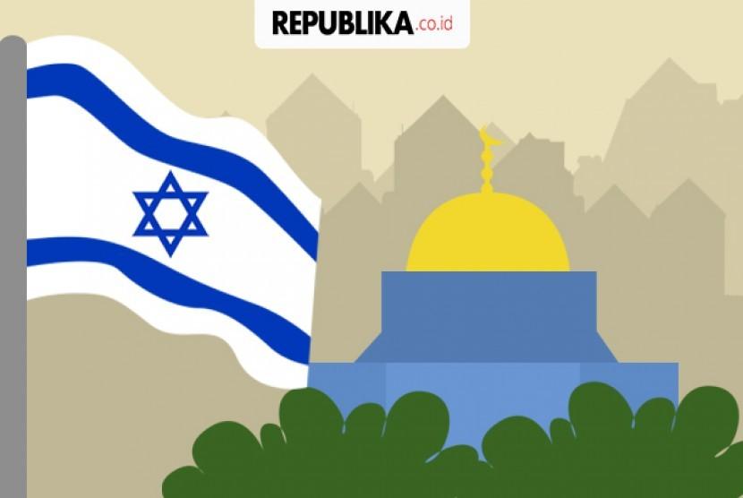 Sejumlah negara mengakui Yerusalem sebagai ibu kota Israel.