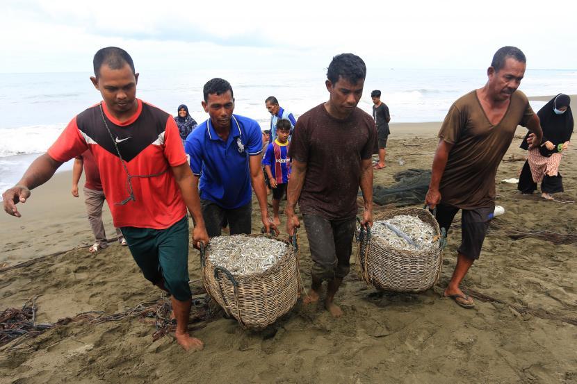 Cianjur Siapkan Berbagai Program bagi Nelayan Pantai Selatan (ilustrasi).