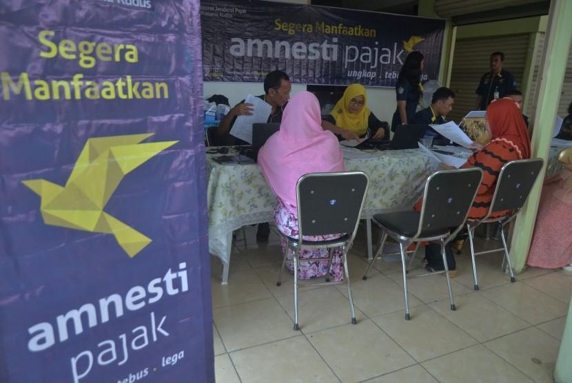 Program amnesti pajak. ilustrasi