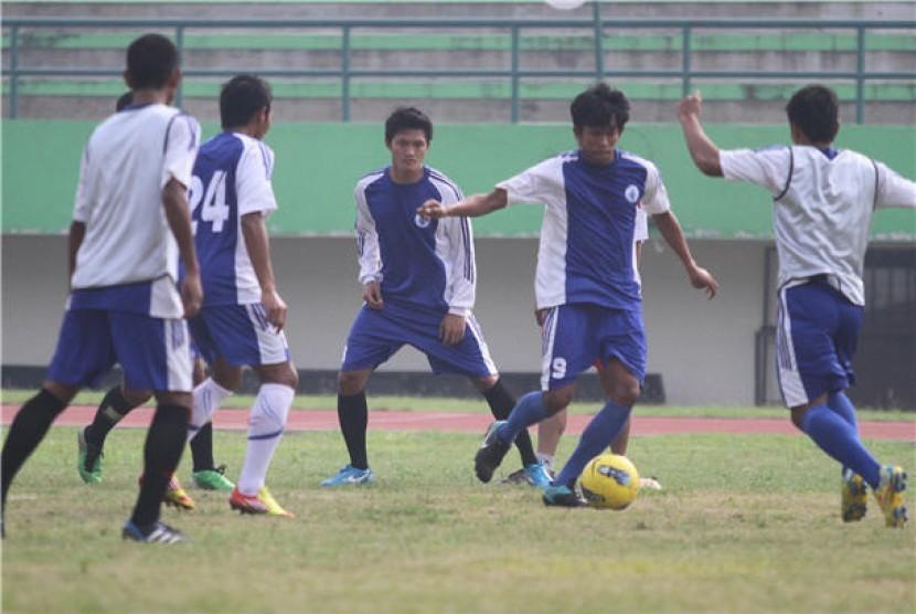 PSCS Cilacap Tundukan PSIM Yogyakarta 1-0 (ilustrasi)