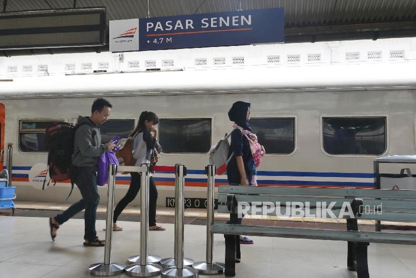 Tiket Sembilan Ka Lokal Surabaya Bisa Dipesan Daring Republika Online