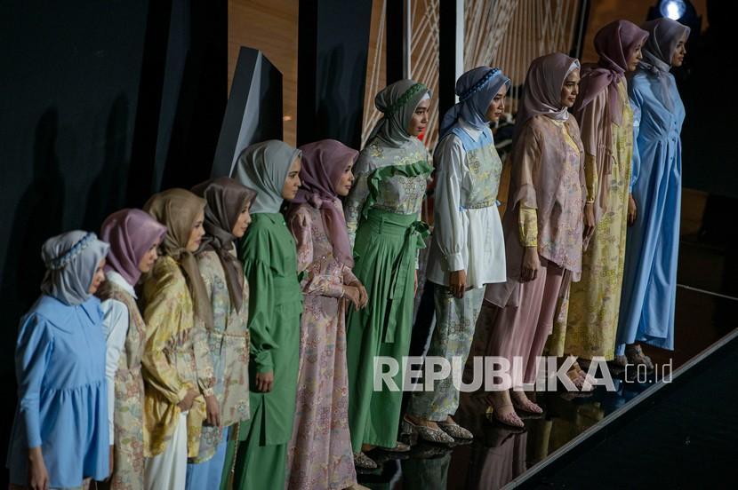 Fashion Muslim (ilustrasi). Banyuwangi siap menjaring super big market.