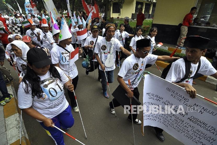 Indonesia Miliki 12 Persen Penyandang Disabilitas Republika Online