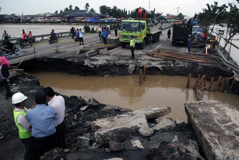Korban Banjir Masih Kesulitan Peroleh Bahan Makanan